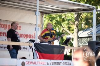 Ernst Cran. Funeral Orator