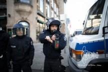 Blockupy Protest Berlin 2016
