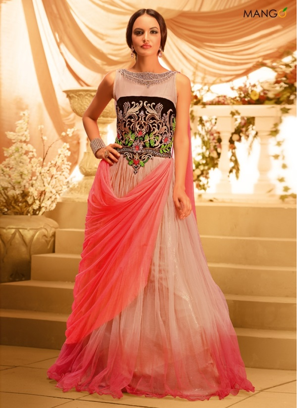 Formal Western Dresses
