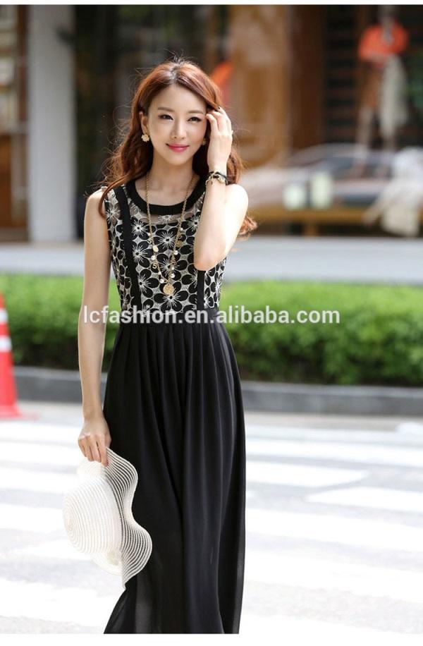 Korean Summer Fashion Dress 2017 2018 B2B Fashion