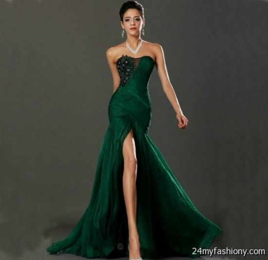 dark green homecoming dresses 2016-2017 » B2B Fashion