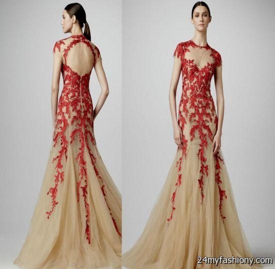 designer vintage evening gowns 2016-2017 » B2B Fashion