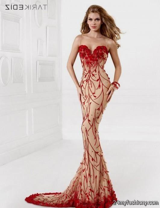 elegant formal dresses 2017 - photo #38