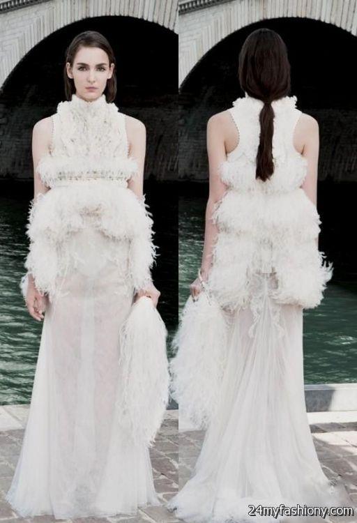 givenchy wedding dress 2016-2017 » B2B Fashion