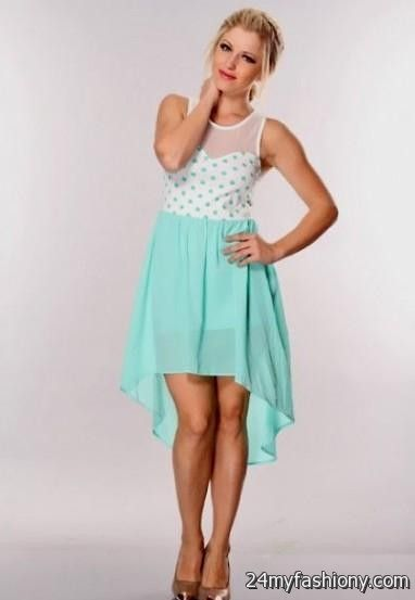 high low dresses for juniors with straps 2016-2017 » B2B Fashion
