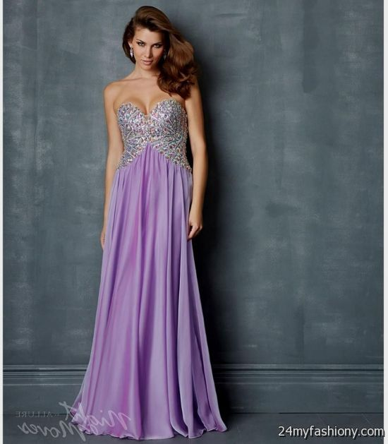 lilac prom dress 2016-2017 » B2B Fashion
