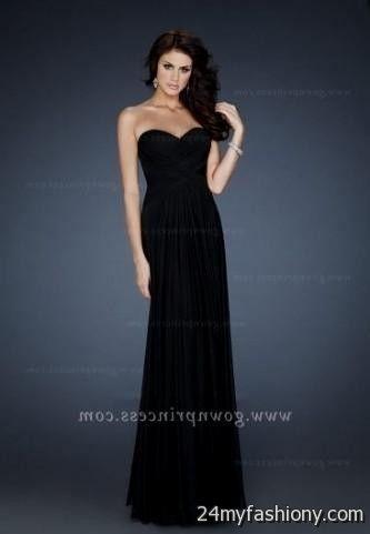 long black formal dresses for juniors 2016-2017 » B2B Fashion