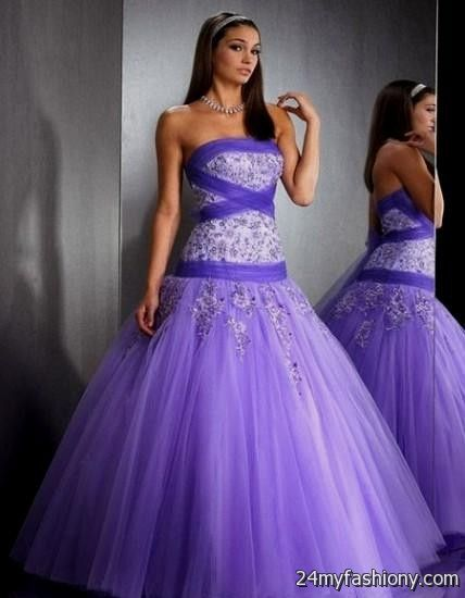 light purple quinceanera dresses for damas 2016-2017 » B2B Fashion