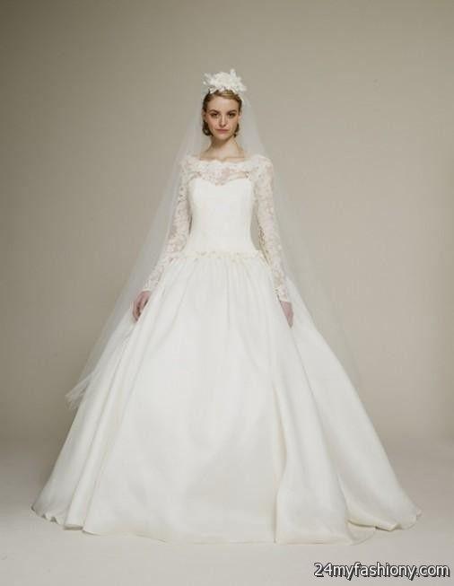 most beautiful wedding dresses in history 2016-2017 » B2B Fashion