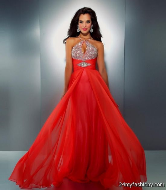neon coral prom dresses 2016-2017 » B2B Fashion