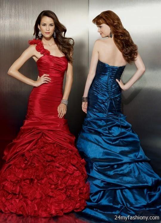 red mermaid sweet 16 dresses 2016-2017 » B2B Fashion