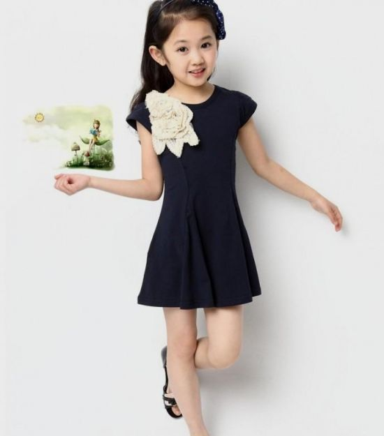 Little Girls Casual Dresses Dress Yp