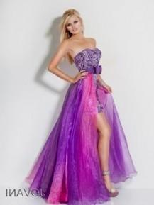 cute purple dresses for prom 2016-2017 » B2B Fashion