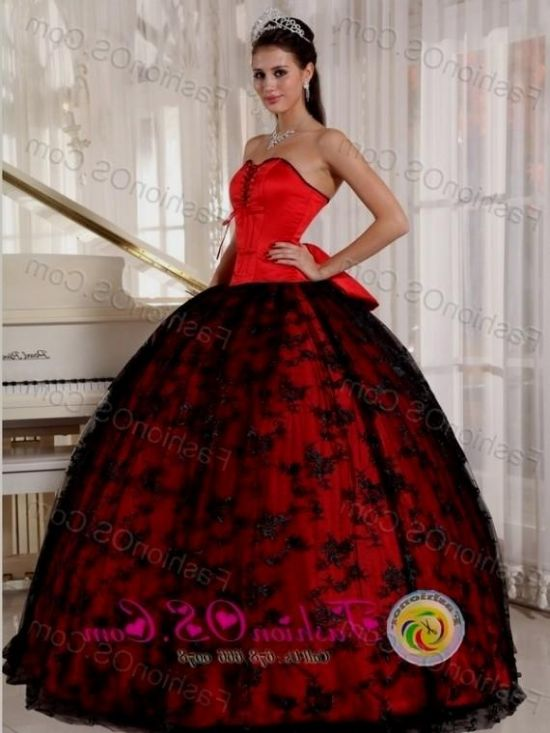 red and silver sweet 16 dresses 2016-2017 » B2B Fashion