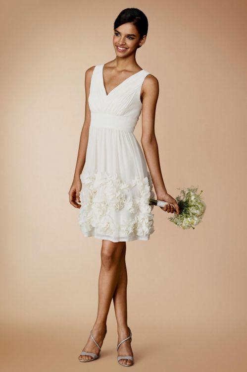 Girl Cheap White Long Dress For Civil Wedding Diego Woburn Clothing For Women In Store