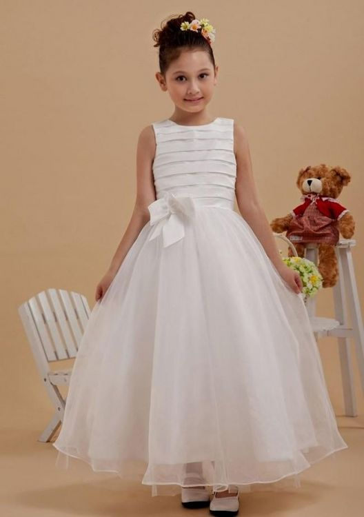 white dresses for girls first communion 2016-2017 » B2B Fashion