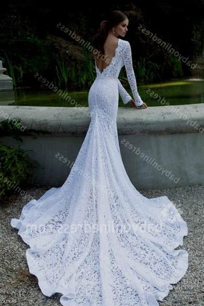 Best Mermaid Wedding Dresses 20182019 B2B Fashion