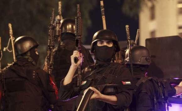 الأمن العام الأردني يتوعد الخارجين على القانون وفارضي الاتاوات