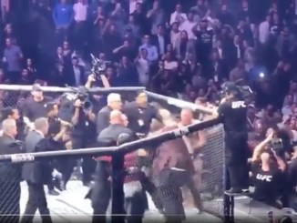 conner khabib fight MMA video