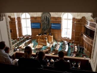 folketinget politikere Christiansborg