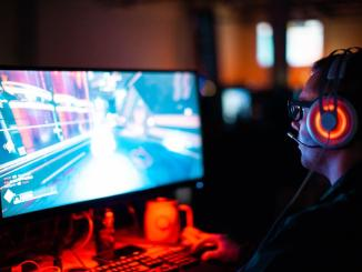 computer spil gamer
