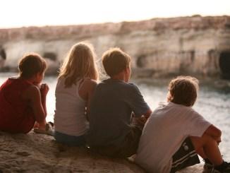 børn teen unge piger drenge leg