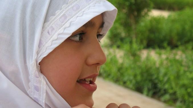 muslim muslimsk pige