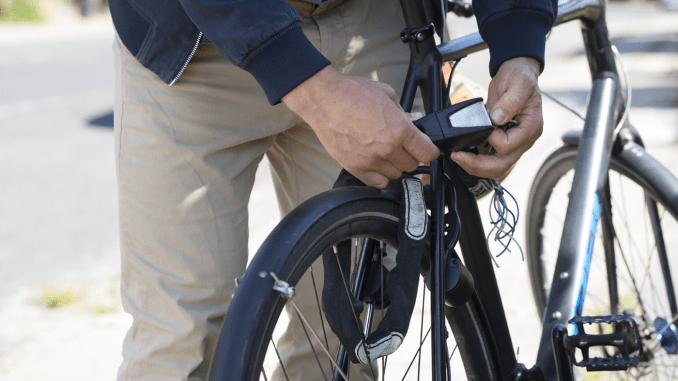 cykel cyklist