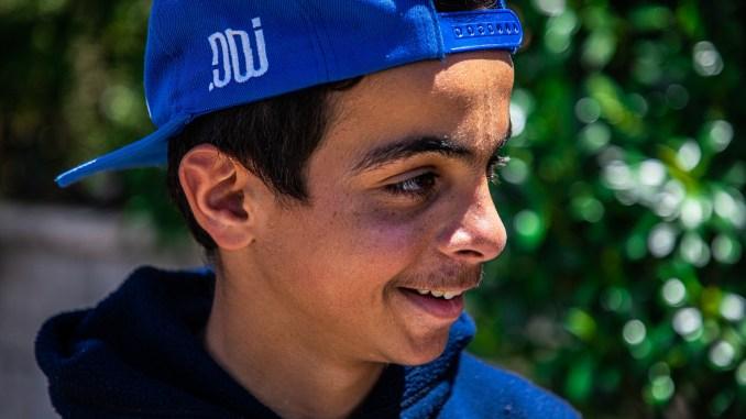 araber muslim kaster dreng