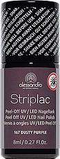 Alessandro Striplac Nagellak 67 Dus.purple 8ml