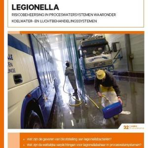 Legionella - A.J. van Pelt, F.I.H.M. Oesterholt - Paperback (9789012577861)