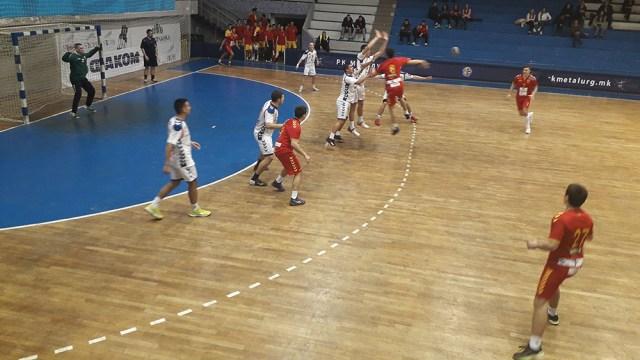 Кадетски турнир, Скопје 2019: Србија најдобра, Македонија А против Македонија Б во трка за 2. место