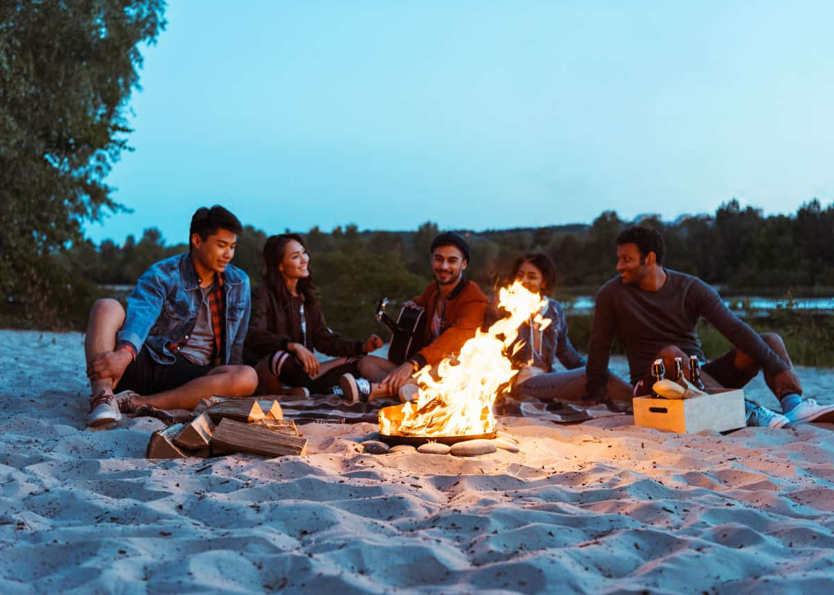 14 Fun Camping Activities For Adults Campfire Classic