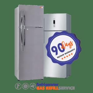 Refrigerator Gas Refill Double Door