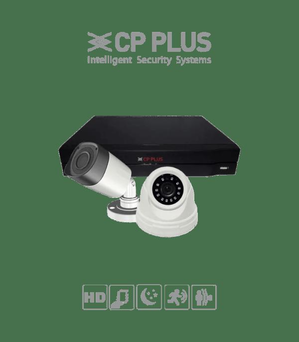 CCTV Camera With Installation Service