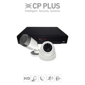 CCTV Camera With Installation Service
