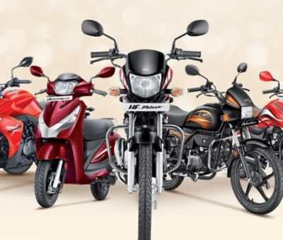 Buy Hero bikes or scooters up to Rs 8000 cheaply, cashback and cheap loan will also be available; The company is emptying stock