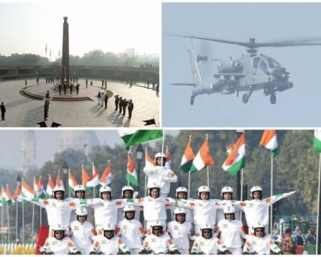 Republic Day 2020: From War Memorial to Chinook and Apache, these 6 things happened for the first time
