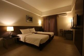 Sequoia Hotel Quezon City Standard King Room