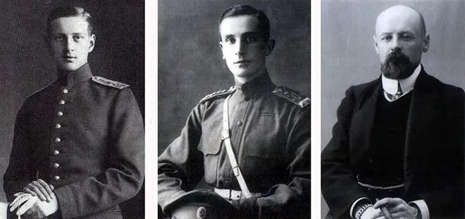 Феликс Юсупов и Дмитрий Дмитриевич