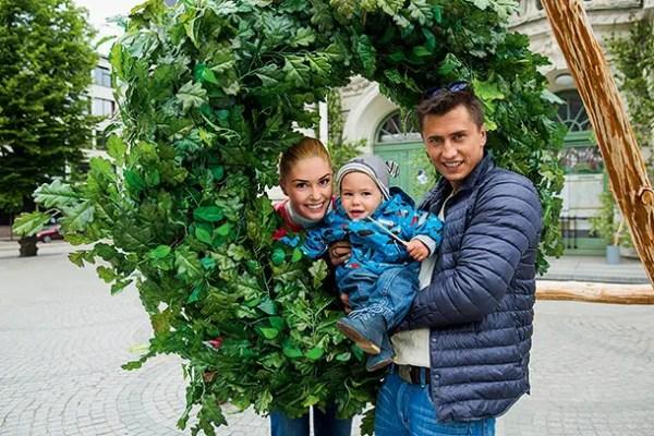 Павел Прилучный И Его Жена Фото