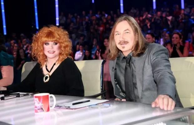 Алла Пугачева и Игорь Николаев