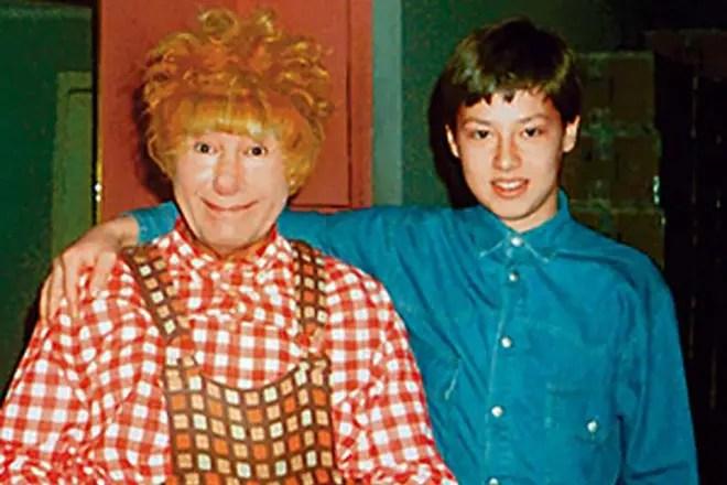 Тимур Батрутдинов биография личная жизнь семья жена дети фото
