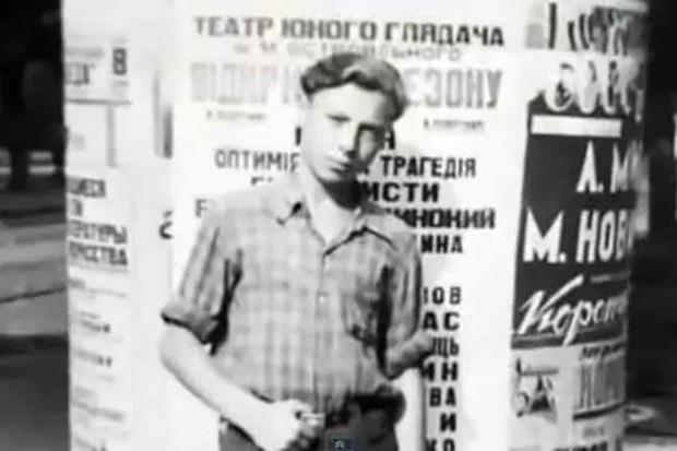 Валерий Ободзинский в молодости