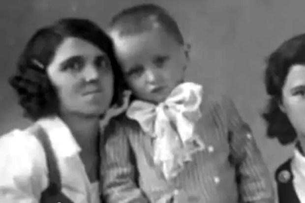 Валерий Ободзинский в детстве