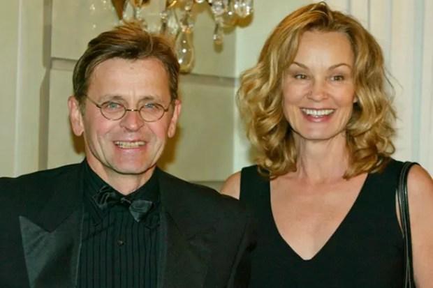 Михаил Барышников и Джессика Лэнг