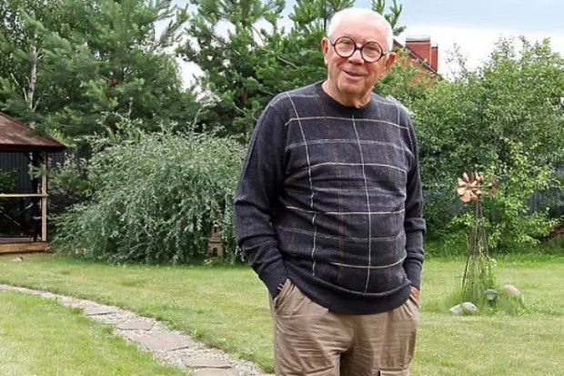 Актер Олег Анофриев в последние годы