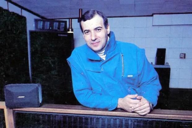Игорь Крутой в молодости с волосами