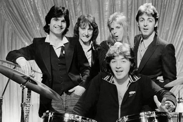 Пол Маккартни и группа «Wings»