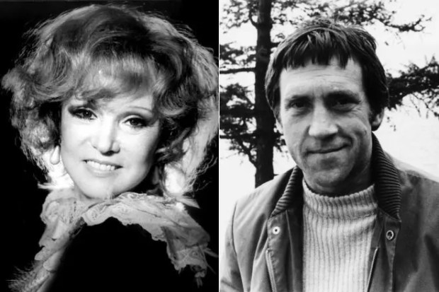 Людмила Гурченко и Владимир Высоцкий